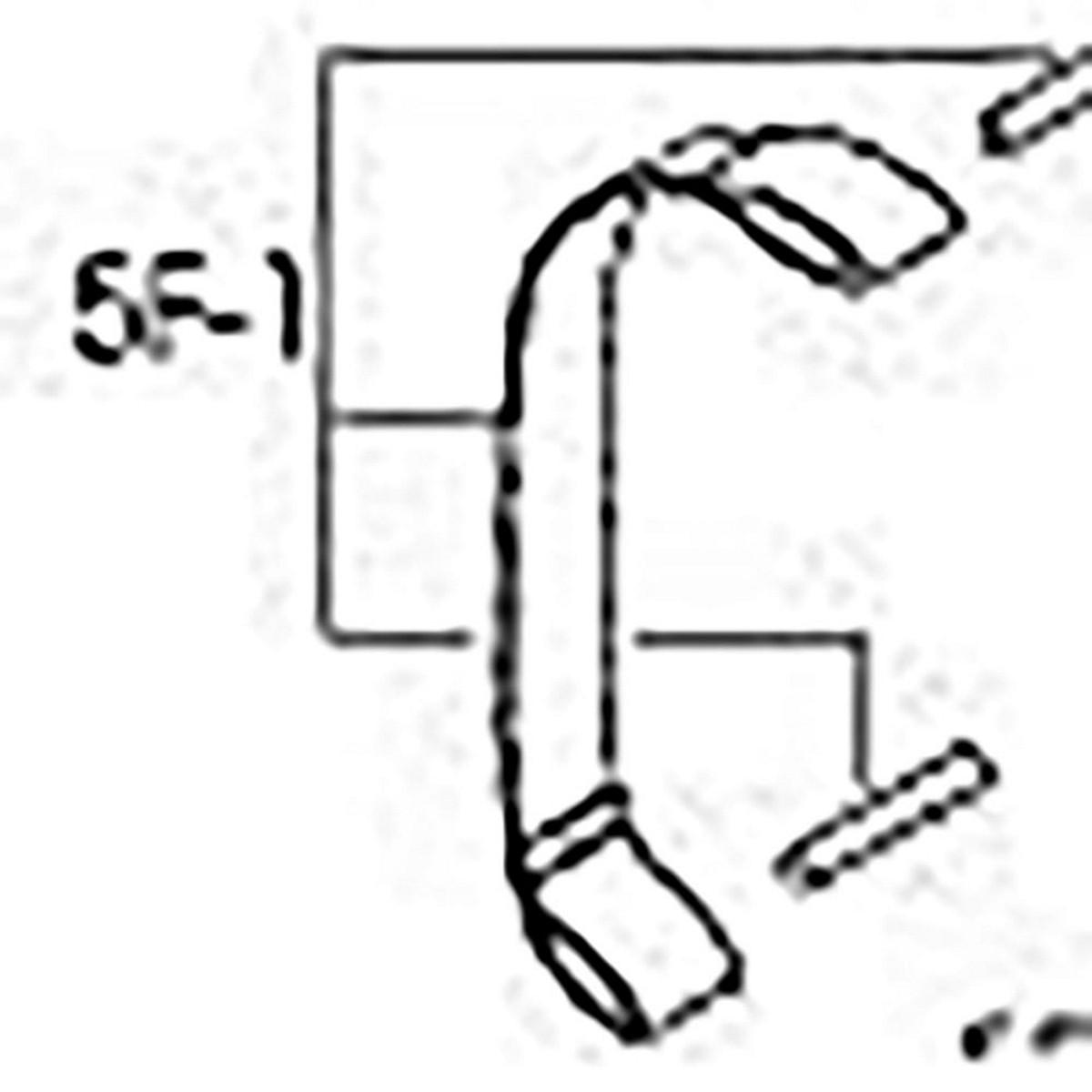 TAMA HP9-53F - FASCETTA PEDALE IRON COBRA FLEXI