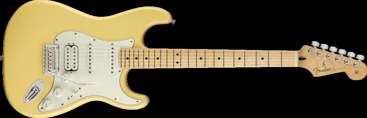 FENDER STRATOCASTER HSS PLAYER