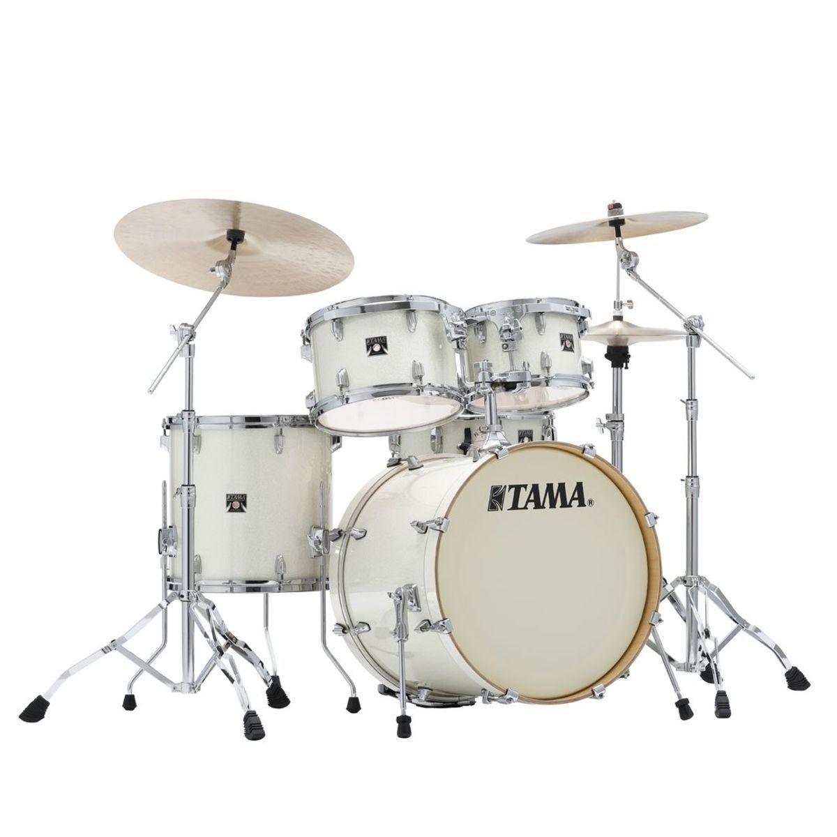TAMA CK50RS-VWS - SHELL KIT - FINITURA VINTAGE WHITE SPARKLE