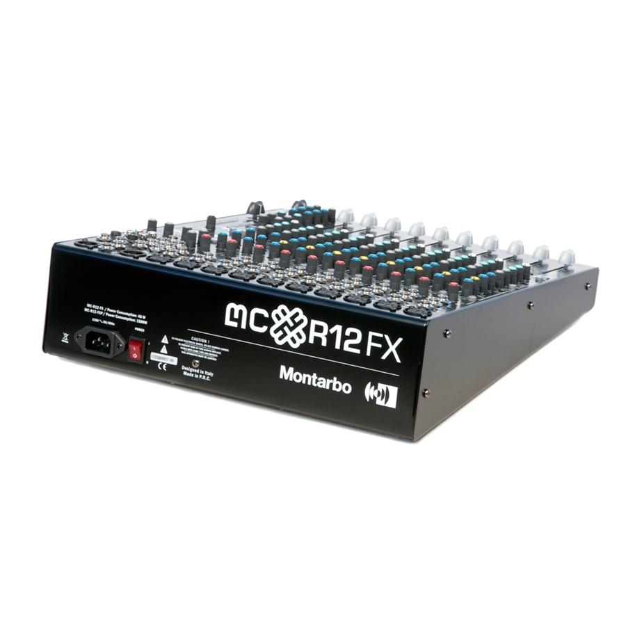 MONTARBO MC R12 FX