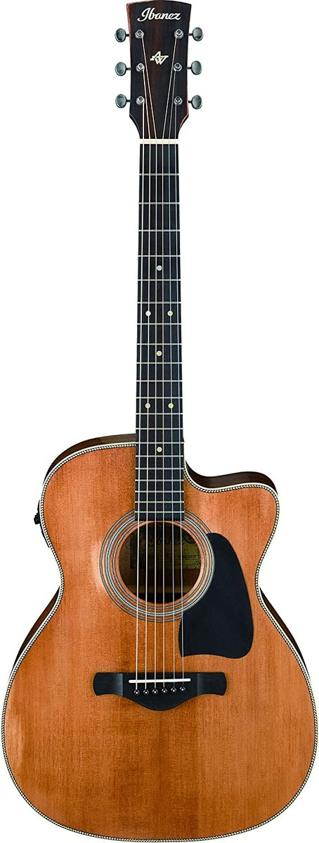 IBANEZ AVC11CEANS ANTIQUE NATURAL SEMI GLOSS