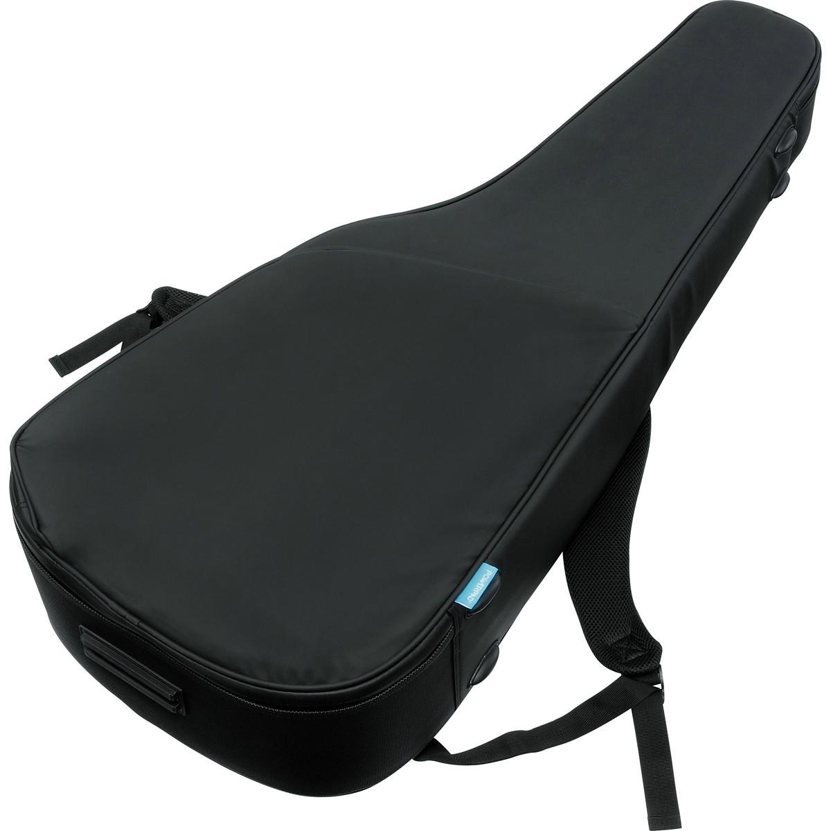 IBANEZ IAB724-BK BLACK BAG ACOUSTIC GUITAR
