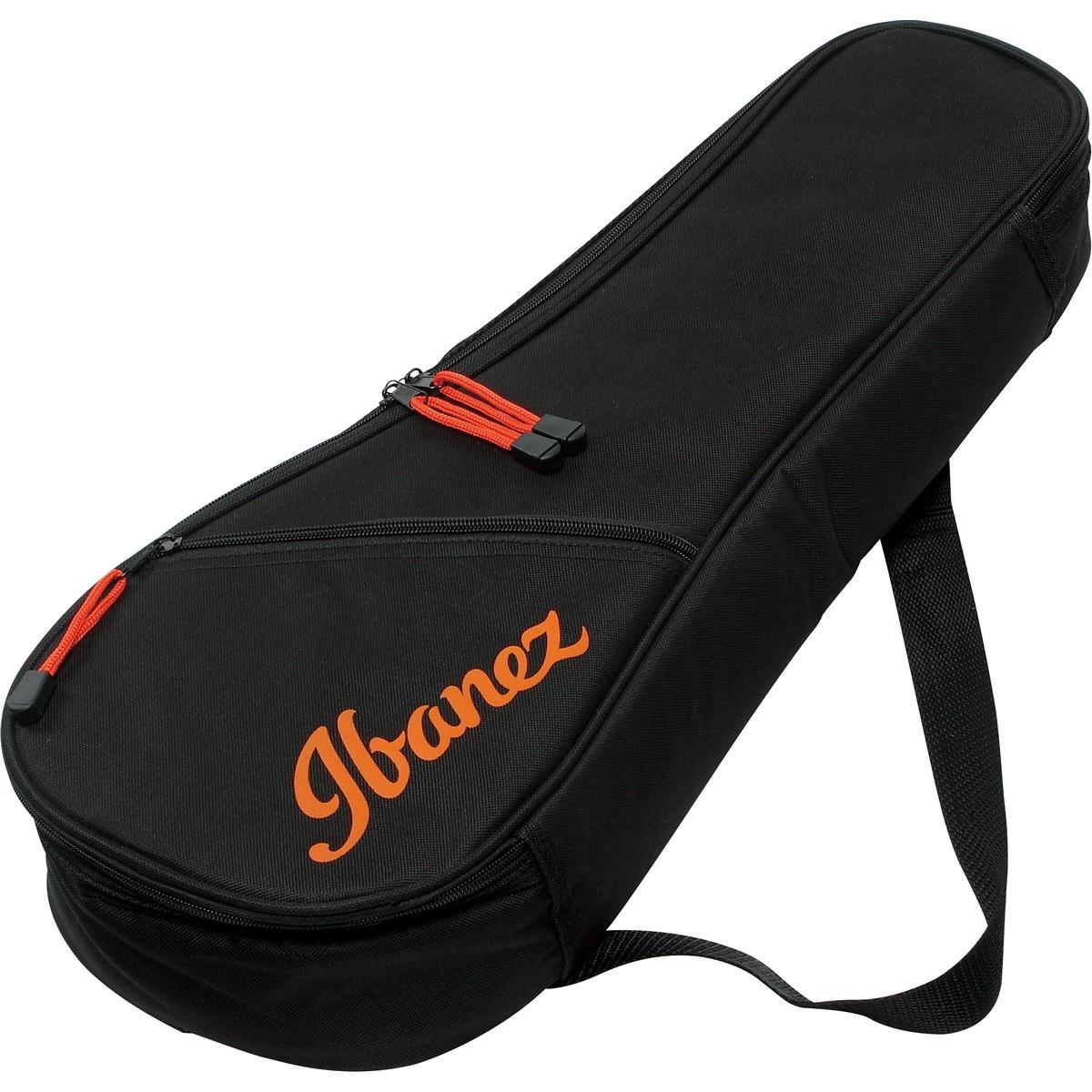 IBANEZ IUBS301-BK BLACK BAG UKULELE / SOPRANO