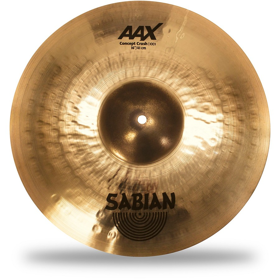 SABIAN CONCEPT CRASH 16 AAX
