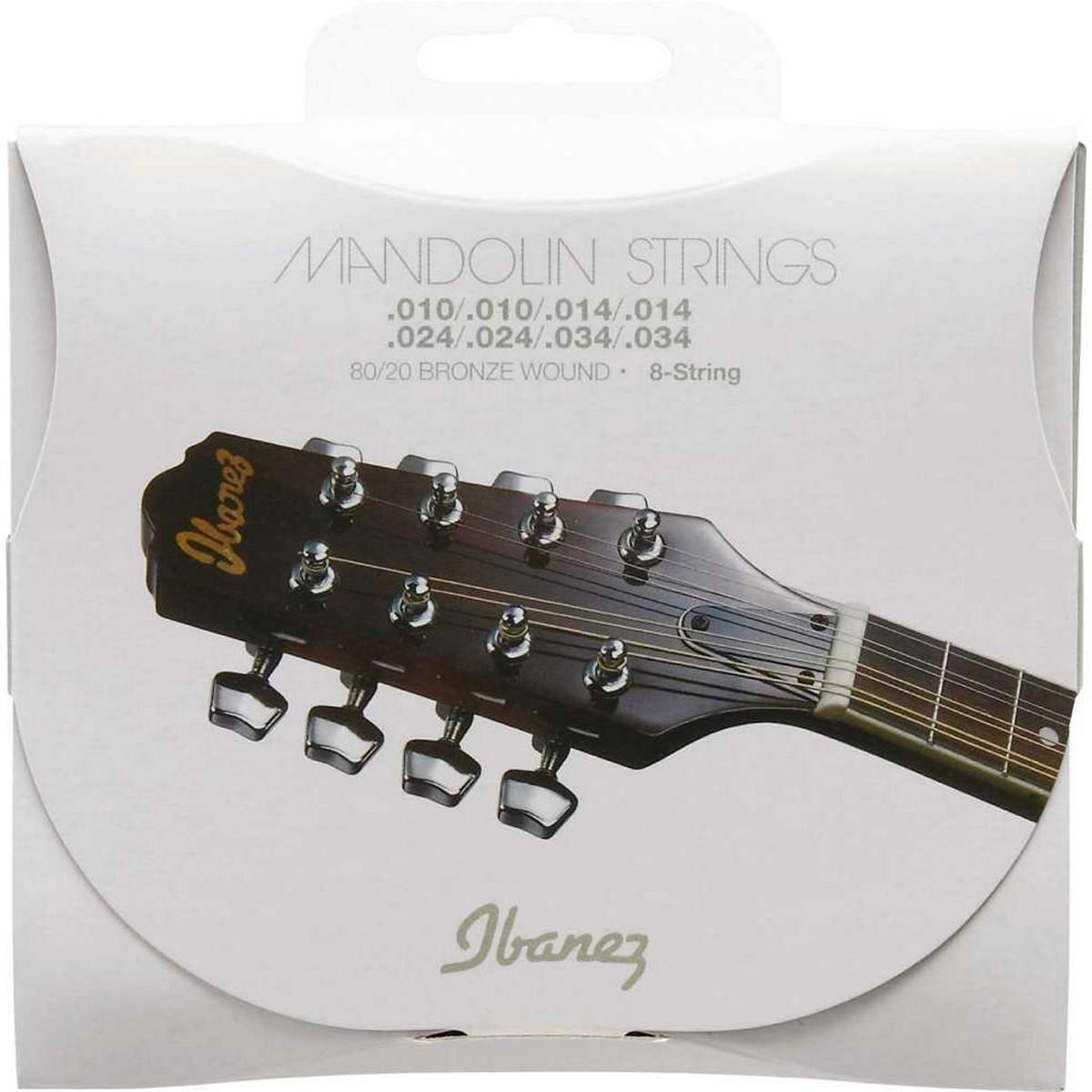 IBANEZ IMDS4 - MUTA MANDOLINO 4 CORDE 010-034