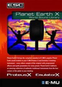 EMU PLANET EARTH - WORLD SOUND LIBRARY  -  PACCHETTO SUONI
