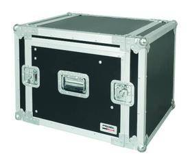 PROEL FLIGHT CASE SA 08 BLKM MIXER+RACK
