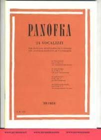 PANOFKA 24 VOCALIZZI OP. 81