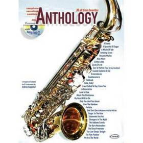 ANTHOLOGY SAX ALTO 1 CON CD