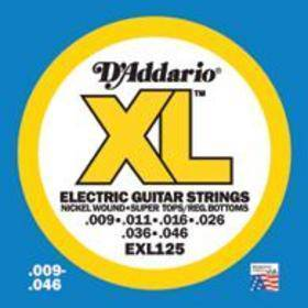 DADDARIO EXL 125