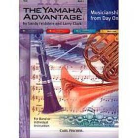 THE YAMAHA ADVANTAGE TENORE SAX BOOK 1 YBM109
