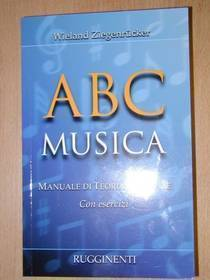 ABC MUSICA MANUALE DI TEORIA MUSICALE