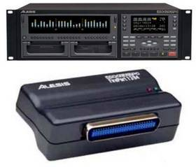 ALESIS ADAT HD 24 + FIREPORT 1394 + CD TWIN