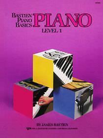 BASTIEN PIANO LIVELLO 1