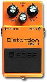 BOSS DS 1 DISTORSORE