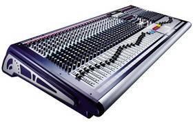 SOUNDCRAFT GB 4 24 CH.
