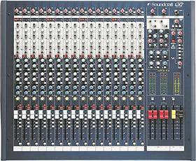 SOUNDCRAFT LX 7 II 16
