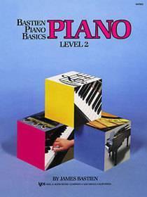 BASTIEN PIANO LIVELLO 2