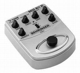 BEHRINGER BDI 21 AMP MODELER