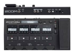 ZOOM G5N - PEDALIERA MULTIEFFETTO, AMP-SIMULATOR, INTERFACCIA AUDIO