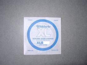 DADDARIO XLB085 CORDA SINGOLA x BASSO