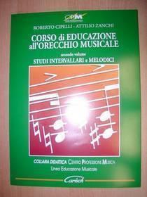 CIPELLI-ZANKI CORSO DI EDUCAZIONE ALL ORECCHIO MUSICALE 2