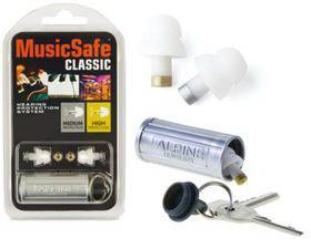 ALPINE MUSICSAFE CLASSIC EARPLUG (TAPPI ORECCHIE )