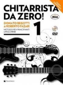 BEGOTTI FAZARI CHITARRISTA DA ZERO! + DVD MB195