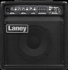 "LANEY AH40 - COMBO 1X8"" - 40W - 3 CANALI"