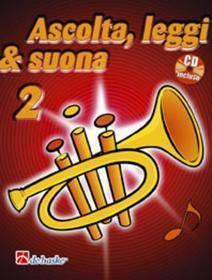 ASCOLTA LEGGI & SUONA 2 TROMBA  CON CD