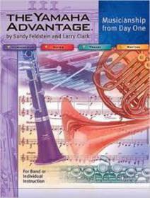 THE YAMAHA ADVANTAGE BARITONE B.C.BOOK 2 YBM214