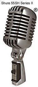 SHURE 55SHT2 MICROFONO VOCE DINAMICO CARDIOIDE
