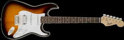SQUIER STRATOCASTER BULLET HSS