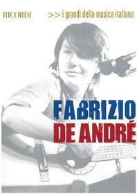 FABRIZIO DE ANDRE' - I GRANDI DELLA MUSICA ITALIANA