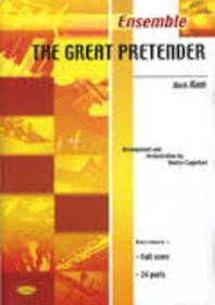 BUCK RAM THE GREAT PRETENDER ENSEMBLE  FULL SCORE 24 PARTS
