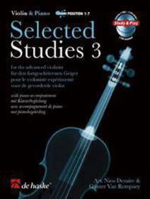 NICO DEZAIRE - SELECTED STUDIES 3 + 2 CD - VIOLINO E PIANO - POSITION 1-7
