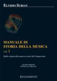 SURIAN STORIA DELLA MUSICA 1°