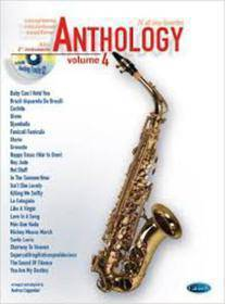 ANTHOLOGY SAX ALTO 4 CON CD ML3080