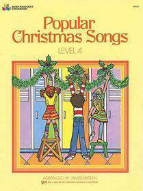 BASTIEN CHRISTMAS SONGS 4