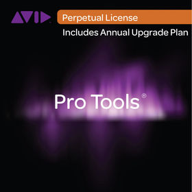 AVID PRO TOOLS PERPETUAL LICENSE - EDU INSTITUTION