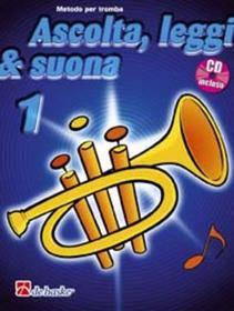 ASCOLTA LEGGI & SUONA 1 TROMBA  CON CD