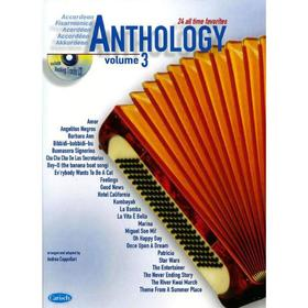 ANTHOLOGY 3 24 ALL TIME FAVORITES CON CD