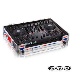 ZOMO MFC S 4 UK FLIGHT CASE FOR TRAKTOR S4