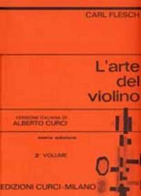 CARL FLESCH L ARTE DEL VIOLINO 1 VOLUME