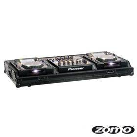 ZOMO SET 2900 NSE FLIGHT CASE FOR CDJ 850/900/2000 SET