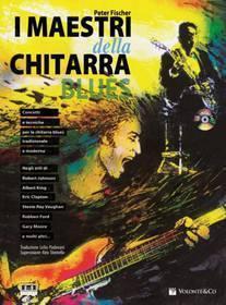 PETER FISCHER I MAESTRI DELLA CHITARRA BLUES CON CD MB288