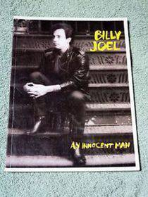 BILLY JOEL AN INNOCENT MAN ALBUM PIANO/VOCAL/GUITAR