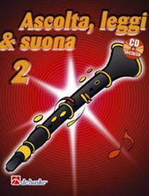 ASCOLTA LEGGI & SUONA 2 CLARINETTO CON CD