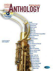 ANTHOLOGY SAX TENORE 1 CON CD