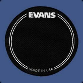 EVANS EQPB1 PATCH GRANCASSA